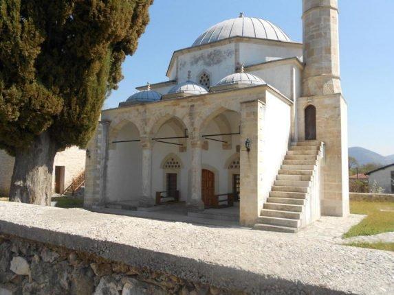 Мечеть Али-Паши (Ali Pasha Mosque), город Сараево, Босния и Герцеговина
