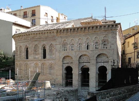 Бывшая мечеть Кристо-де-ла-Луз , г. Толедо (Испания)