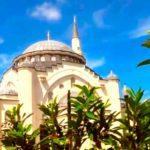 Исламский центр , п. Ланхем шт. Мэриленд (США)