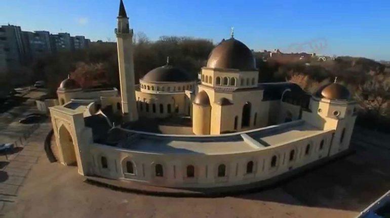 Мечеть Ар — Рахма , г. Киев (Украина)