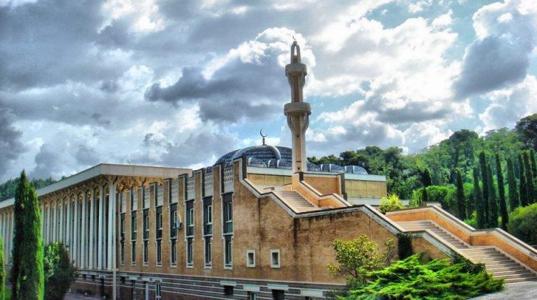 Римская мечеть, г. Рим (Италия)