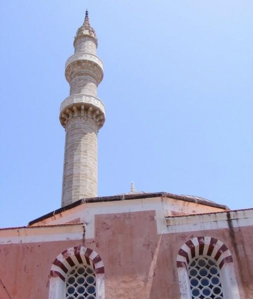 Мечеть Сулеймана Великолепного , г. Родос (Греция)